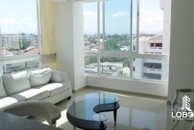 Apartamento amueblado en venta