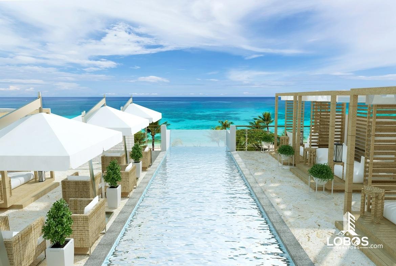paseo playa coral bavaro