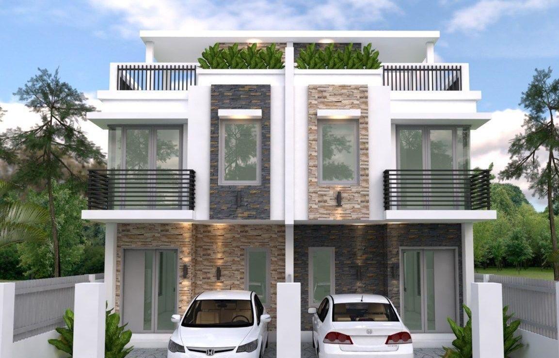 Proyecto de casas Duplex