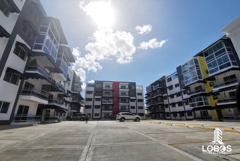 Apartamentos en avenida ecologica