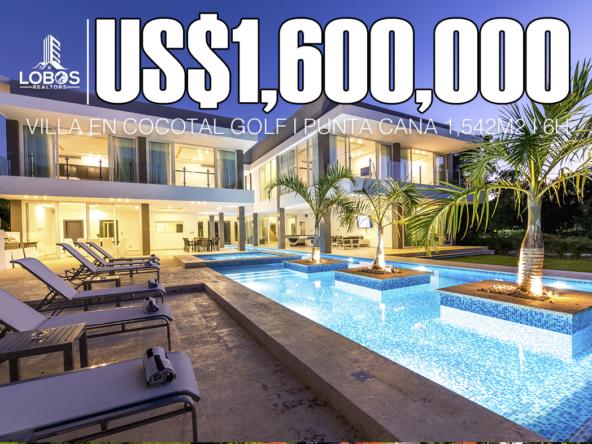 Villa de lujo en Punta cana
