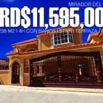 Casa en venta de 4 Habitaciones Miradol del Este
