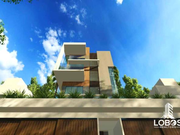 Proyecto de Apartamentos Brisa Oriental