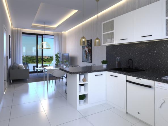Proyecto de Apartamentos Amueblado Punta Cana Hard Rock Hotel